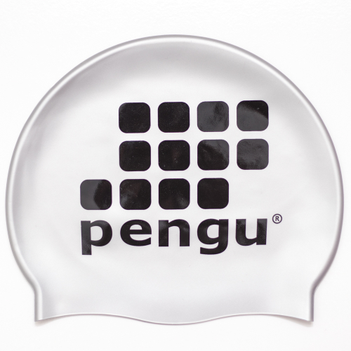 pengu silicone swimming cap soft touch