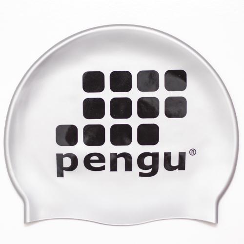 pengu Silikon Badekappe Soft-Touch