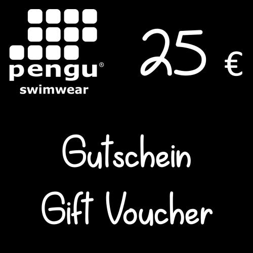 pengu swimwear Gift Voucher 25 Euro