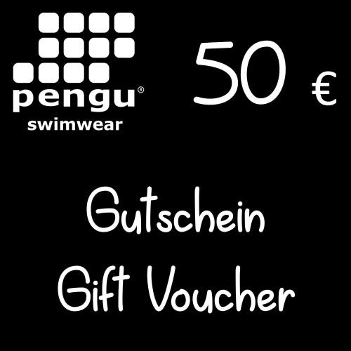 pengu swimwear Gutschein 50 Euro